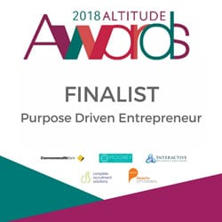 Altitude Awards Finalist 2018
